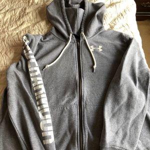Great Hooded Under Armour Sweatshirt